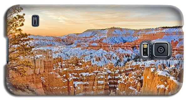 Bryce Canyon Sunset Galaxy S5 Case