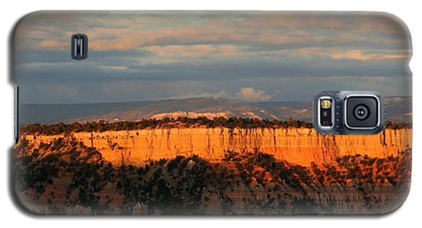 Bryce Canyon Sunset Galaxy S5 Case by Laurel Talabere