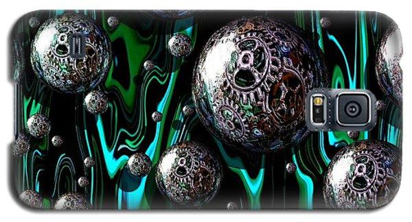 Bubble Abstract 1e Galaxy S5 Case