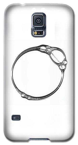 Bubble Galaxy S5 Case