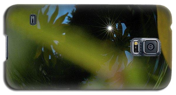 Bubble In The Garden Galaxy S5 Case