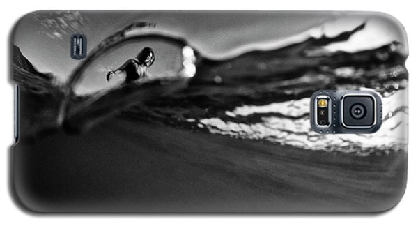 Bubble Surfer Galaxy S5 Case