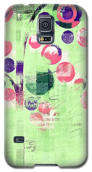 Galaxy S5 Case featuring the photograph Bubble Tree - 224c33j5r by Variance Collections