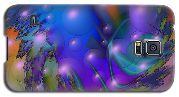 Bubbling Over With Enthusiasim Galaxy S5 Case by Kevin Caudill