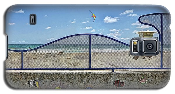 Buccaneer Beach Galaxy S5 Case by Ann Patterson