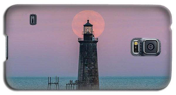 Buck Moon Rising Galaxy S5 Case