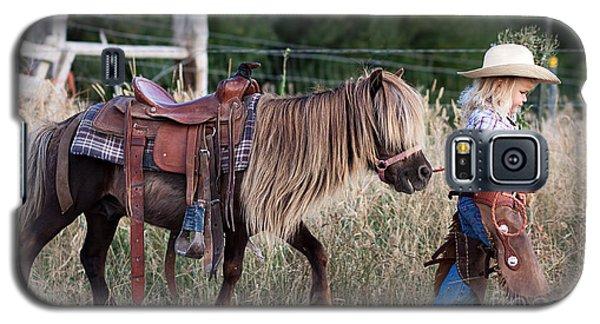 Buckaroo Cowgirl Galaxy S5 Case
