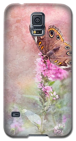 Galaxy S5 Case featuring the photograph Buckeye Bliss by Betty LaRue