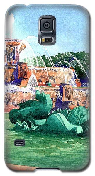 Buckingham Fountain Galaxy S5 Case