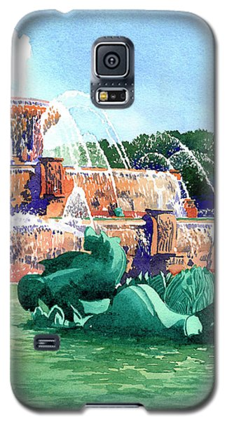 Buckingham Fountain Galaxy S5 Case