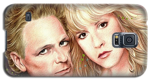 Buckingham Nicks Galaxy S5 Case