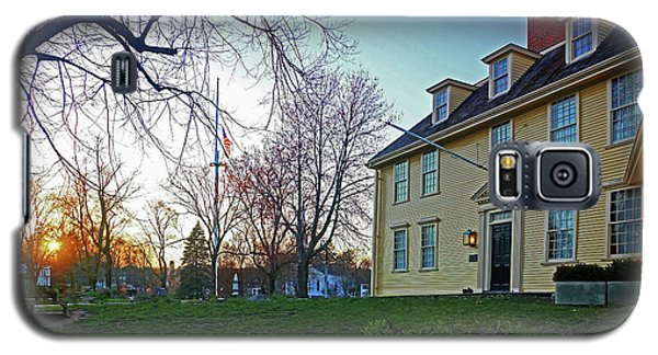 Buckman Tavern At Sunset Galaxy S5 Case