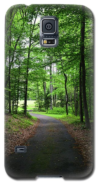 Buckner Farm Path Galaxy S5 Case