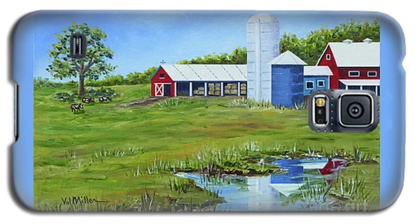 Bucks County Farm Galaxy S5 Case