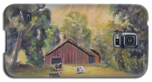 Bucks County Pa Barn Galaxy S5 Case