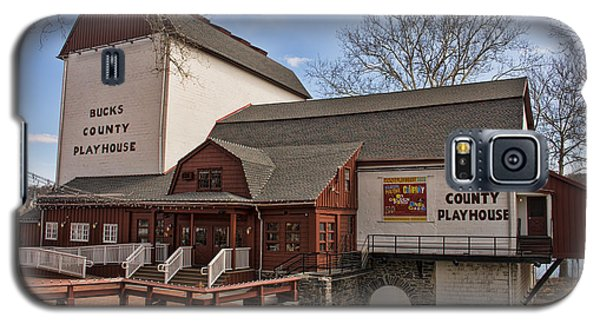 Bucks County Playhouse I Galaxy S5 Case
