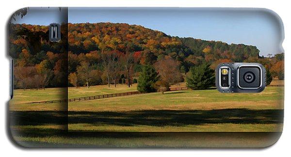 Bucks Mountain In Autumn Galaxy S5 Case