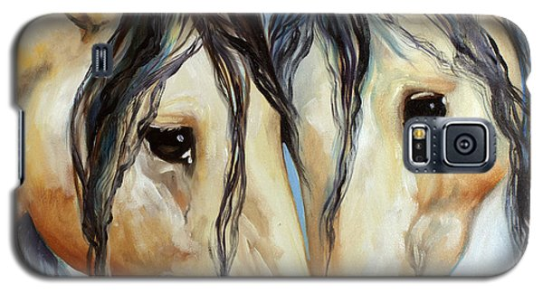 Buckskin Friends Galaxy S5 Case
