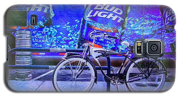 Bud Light Schwinn Bicycle Galaxy S5 Case