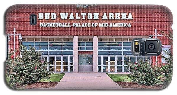 Bud Walton Arena Galaxy S5 Case by JC Findley