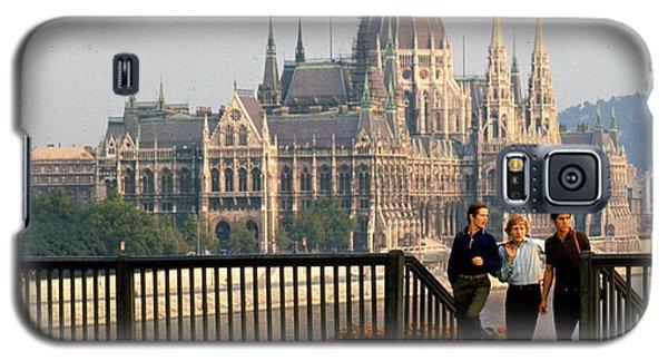 Budapest Parliamenet Galaxy S5 Case by Erik Falkensteen