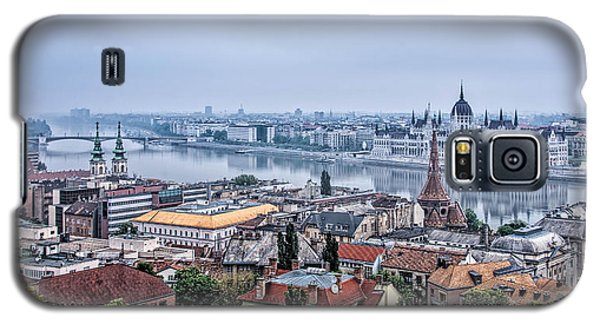 Budapest The Hidden Treasure Chest Galaxy S5 Case