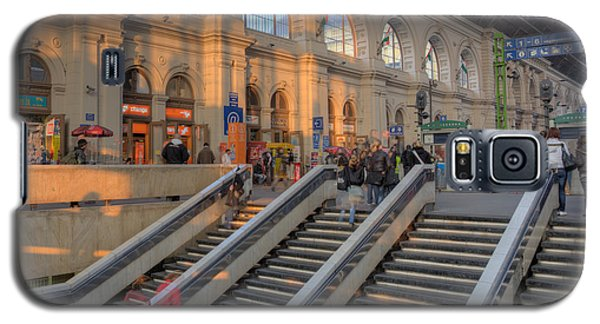 Budapest Train Station 2 Galaxy S5 Case