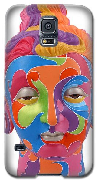 Buddha - Abstract-1 Galaxy S5 Case