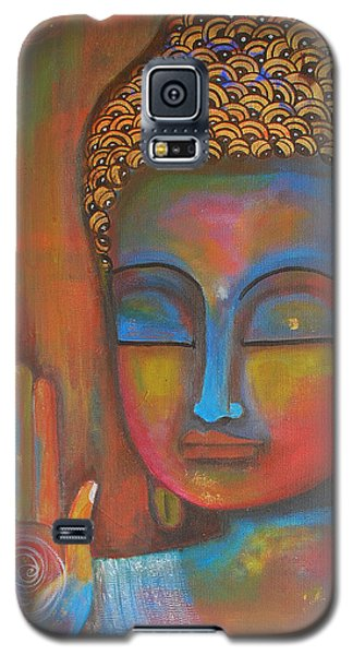 Buddha Blessings Galaxy S5 Case