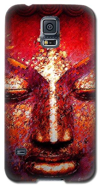 Buddha  Face Galaxy S5 Case