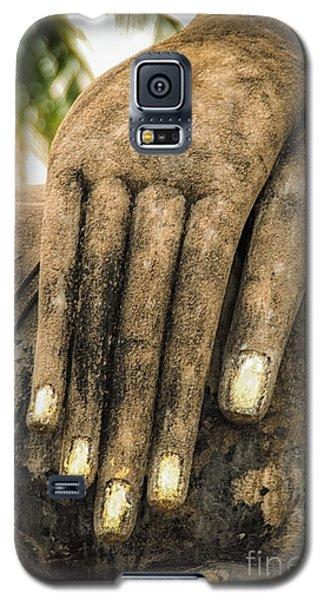 Buddha Hand Galaxy S5 Case