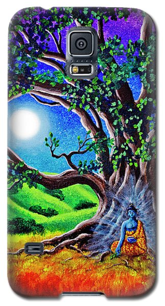 Buddha Healing The Earth Galaxy S5 Case