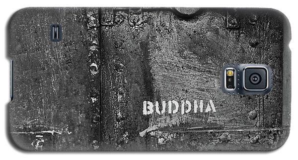 Buddha Galaxy S5 Case by Laurie Stewart