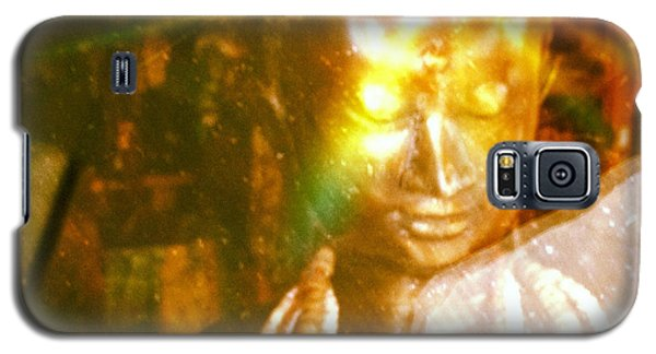 Buddha Light Galaxy S5 Case by Roselynne Broussard
