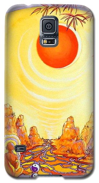 Buddha Meditation Galaxy S5 Case