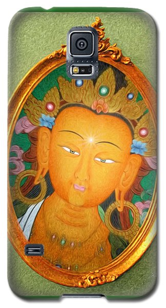 Buddha Mirror Galaxy S5 Case