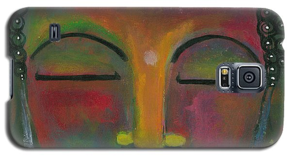 Buddha Painting Galaxy S5 Case