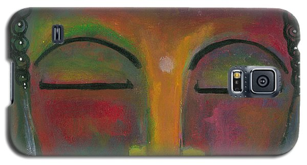 Buddha Painting Galaxy S5 Case