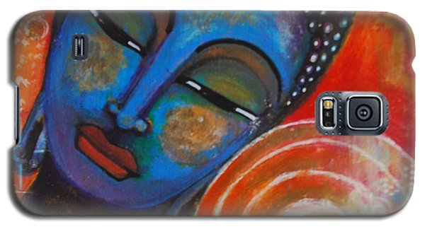 Buddha Galaxy S5 Case by Prerna Poojara