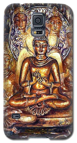 Buddha Reflections Galaxy S5 Case