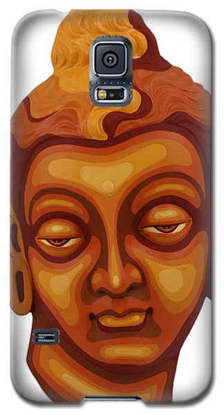 Buddha - Relief-1 Galaxy S5 Case