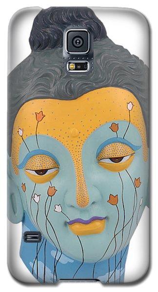 Buddha - Relief-3 Galaxy S5 Case
