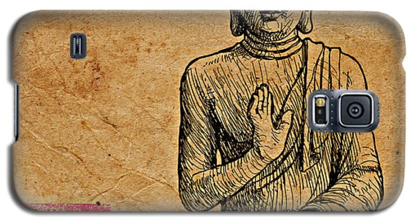 Buddha The Minimalist Galaxy S5 Case