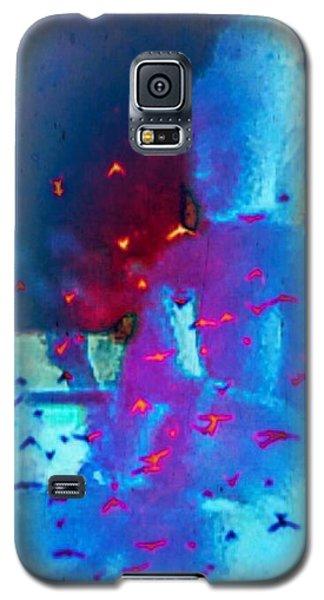 Buddha W Birds Galaxy S5 Case