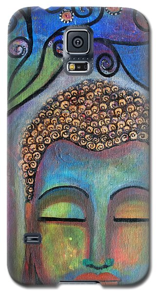 Buddha With Tree Of Life Galaxy S5 Case