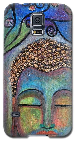 Buddha With Tree Of Life Galaxy S5 Case