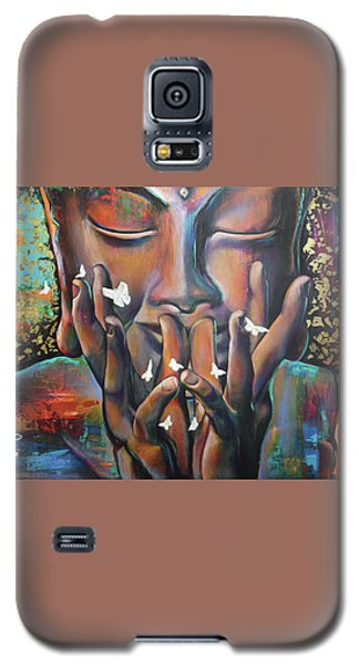 Buddhaflies Galaxy S5 Case