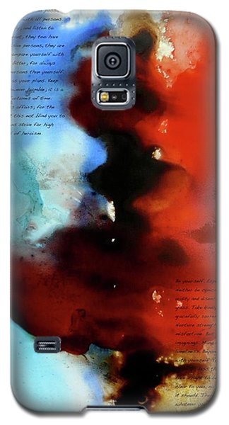 Budding Romance Galaxy S5 Case