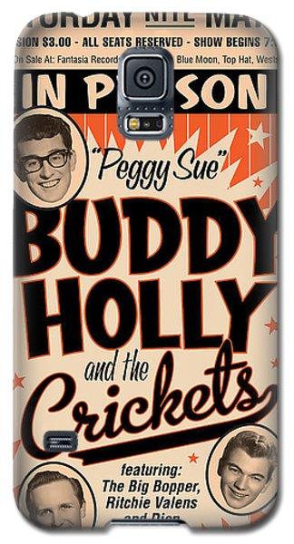 Buddy Holly Galaxy S5 Case
