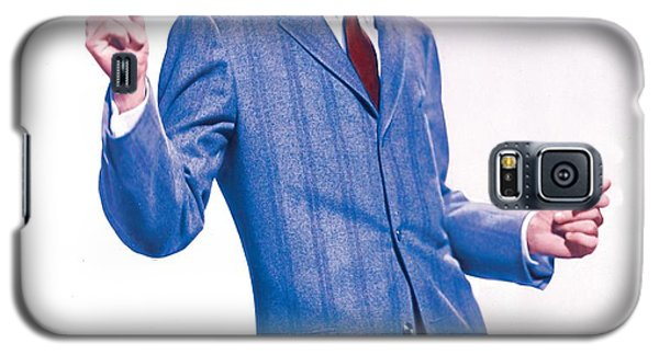 Cricket Galaxy S5 Case - Buddy Holly Promotional Photo. by The Titanic Project
